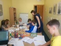 Intensive Lithuanian Language Summer Courses for Children