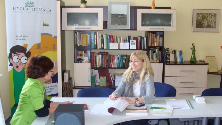 Lietuvių kalbos kursai pažengusiems