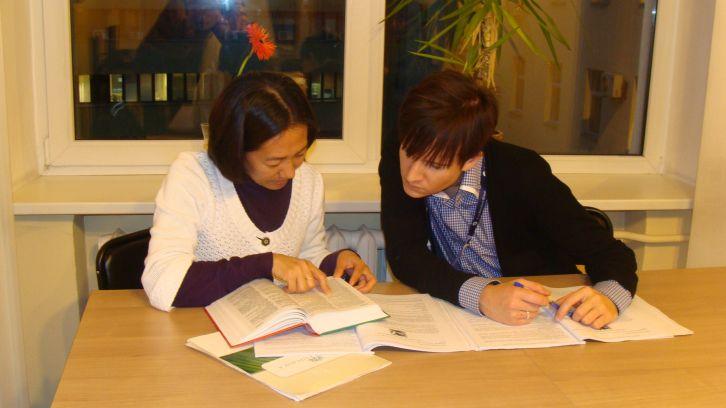 Lietuvių kalbos kursai grupėmis
